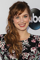 HOLLYWOOD, LOS ANGELES, CA, USA - SEPTEMBER 21: Elizabeth Lail arrives at the Los Angeles Screening Of ABC's 'Once Upon A Time' Season 4 held at the El Capitan Theatre on September 21, 2014 in Hollywood, Los Angeles, California, United States. (Photo by Celebrity Monitor)