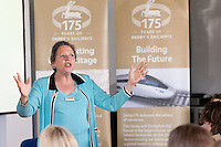 Women in Trains keynote speaker Baroness Kramer