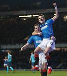 070214 Rangers v Dunfermline Athletic