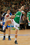 Handball Herren 1.Bundesliga,  FrischAuf Goeppingen - HSV Hamburg (36:35)
