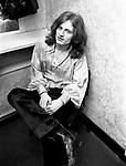 Led Zeppelin 1969 John Paul Jones at Lyceum.© Chris Walter.