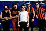 Blue Oyster Cult. September, 1984.<br />&copy; David Plastik / Retna Ltd.
