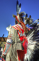 Lone Fancy Dancer - Wyoming<br />