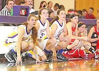 Guerin Girls Basketball Varsity vs. Mississinewa 1-29-13