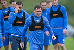 St Johnstone Training&hellip;22.07.16<br />Danny Swanson pictured during training this morning at McDiarmid Park ahead of tomorrows Betfred Cup game against Falkirk.<br />Picture by Graeme Hart.<br />Copyright Perthshire Picture Agency<br />Tel: 01738 623350  Mobile: 07990 594431