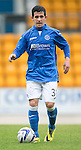 St Johnstone FC 2014-2015<br /> Dylan Easton<br /> Picture by Graeme Hart.<br /> Copyright Perthshire Picture Agency<br /> Tel: 01738 623350  Mobile: 07990 594431