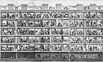 """Frank Leslie's Illustrated July 1, 1865; Poverty in New York City Slums; #38 Cherry Street """"A Source of Pestilence and Crime"""" Tenement Interior cutaway view; Housing; Social Issues; Architecture"""