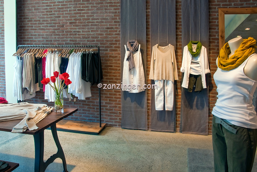 Eileen Fisher, Woman's Clothing, Store, Pasadena, CA, Old Town, Colorado, Boulevard, casual, elegance, timeless design. Easy-to-wear, clothing, finest fabrics High dynamic range imaging (HDRI or HDR)