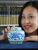 Chinese 'heaven' jar bought for £10 sells for £1m.