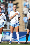 20 November 2016: North Carolina's Bridgette Andrzejewski. The University of North Carolina Tar Heels played the Clemson University Tigers at Fetzer Field in Chapel Hill, North Carolina in a 2016 NCAA Division I Women's Soccer Tournament Third Round match. UNC won the game 1-0.