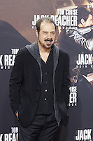 Edward Zwick attending the &quot;Jack Reacher: Never Go Back&quot; (german title: &quot;Jack Reacher: Kein Weg zurueck&quot;) premiere held at CineStar, Sony Center, Potsdamer Platz, Berlin, Germany, 21.10.2016. <br /> Photo by Christopher Tamcke/insight media /MediaPunch ***FOR USA ONLY***