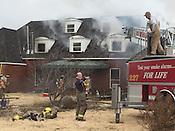 House Fire Near Prairie Grove