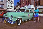 Ben & Cool Car