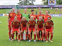 2013.06.28 U17 Belgium - Spain