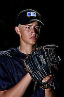 Baseball - MLB European Academy - Tirrenia (Italy) - 22/08/2009 - Dovydas Neveraskas of Lithuania (Pittsburgh Pirates)