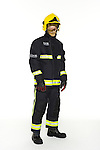 The latest London Fire Brigade uniform