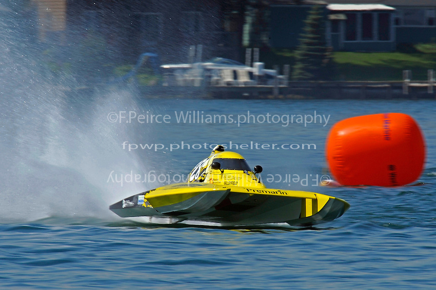 Yan Lscompte/Tommy Shannon, CS-28  (2.5 Litre Stock hydroplane(s)