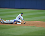 Ole Miss vs. Memphis at Oxford-University Stadium in Oxford, Miss. on Tuesday, February 28, 2012. Ole Miss won 7-2.