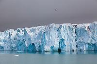 Tidewater glacier, Svalbard, Norway