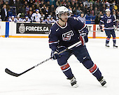 Kyle Palmieri (USA - 23) - Team USA defeated Team Finland 6-2 on Saturday, January 2, 2010, at Credit Union Centre in Saskatoon, Saskatchewan during the 2010 World Juniors quarterfinals.