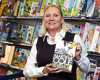 NOV 2 Martina Cole Book Signing