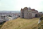 Castle Overlooking Dieppe