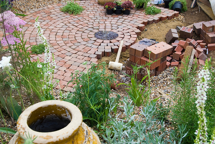 Adding curb appeal with patio and plants Plant Flower
