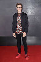 LONDON, UK. October 10, 2016: Tom Fletcher at the London Film Festival 2016 premiere of &quot;Arrival&quot; at the Odeon Leicester Square, London.<br /> Picture: Steve Vas/Featureflash/SilverHub 0208 004 5359/ 07711 972644 Editors@silverhubmedia.com