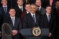 JAN 16 Barack Obama at Martin Luther King Jr. Day event