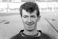 Joe Nicholl, footballer, Derry City FC, Londonderry, N Ireland, February 1967, 196702000084<br />