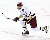 Carl Sneep (Boston College - Nisswa, Minnesota) - The Michigan State Spartans defeated the Boston College Eagles 3-1 (EN) to win the national championship in the final game of the 2007 Frozen Four at the Scottrade Center in St. Louis, Missouri on Saturday, April 7, 2007.