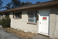1988 March ..Redevelopment.East Ocean View..EXISTING CONDITIONS...NEG#.NRHA#..