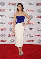 "APR 13 Marvel's ""Avengers: Age Of Ultron"" - Los Angeles Premiere - Arrivals"