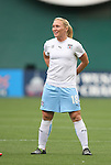 13 June 2009: Chicago's Frida Ostberg (SWE). The Washington Freedom and the Chicago Red Stars played to a 0-0 tie at the RFK Stadium in Washington, DC in a regular season Women's Professional Soccer game.