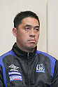 Masanobu Matsunami (Gamba), .JANUARY 19, 2012 - Football / Soccer : .2012 J.LEAGUE Division 1 Gamba Osaka Press conference at Hotel Hankyu Expo Park, in Osaka, Japan. (Photo by Akihiro Sugimoto/AFLO SPORT) [1080]