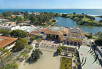 Building photos, uam, art museum, rec cen, lagoon