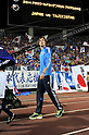 Mike Havenaar (JPN),.OCTOBER 11, 2011 - Football / Soccer :.Mike Havenaar of Japan acknowledges fans after the 2014 FIFA World Cup Asian Qualifiers Third round Group C match between Japan 8-0 Tajikistan at Nagai Stadium in Osaka, Japan. (Photo by Takahisa Hirano/AFLO)
