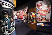 Photos of the Spam Museum in Austin, Minnesota.