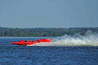 "Jack Schafer, U-36 ""Miss U. S."" (1956 Lauterbach Unlimited Hydroplane)"