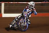 Davey Watt of Lakeside Hammers - Lakeside Hammers Open Evening at the Arena Essex Raceway, Pufleet - 23/03/12 - MANDATORY CREDIT: Rob Newell/TGSPHOTO - Self billing applies where appropriate - 0845 094 6026 - contact@tgsphoto.co.uk - NO UNPAID USE..
