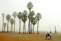 Santa Monica on Monday, October 29,  2012.
