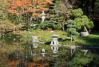 Nitobe Memorial Garden, Vancouver