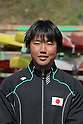 Naoya Sakamoto, .MARCH 29, 2012 - Canoeing : .2012 International Canoeing Competitions Selection Trial & The 22th Fuchuko Canoe Regatta, .Men's Canadian canoe Single 200m at Lake Fuchu, Kagawa Japan. (Photo by Akihiro Sugimoto/AFLO SPORT)