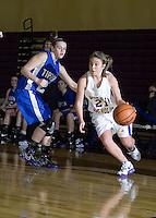 Girls Basketball Varsity vs. Tipton 1-17-09