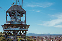 barcelona cable car rides