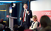 Labour Party Leadership and Deputy Leadership Hustings - East of England - The first of Labour&rsquo;s Leadership and Deputy Leadership regional and national hustings moderated by Gaby Hinsliff at The Forum Banqueting Suites Stevenage  20 June 2015 <br /> <br /> <br /> <br /> leader candidates <br /> <br /> Andy Burnham<br /> <br /> <br /> <br /> <br /> Photograph by Elliott Franks <br /> <br /> <br /> <br />  <br /> Image licensed to Elliott Franks Photography Services