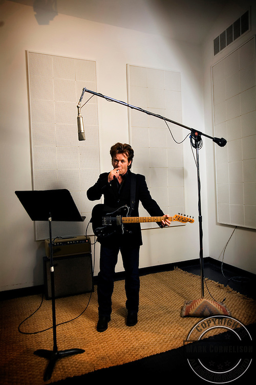 John Mellencamp photographed in his studio in Bloomington Indiana on Friday January 19,2007. Mark Cornelison