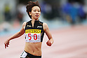 Chisato Fukushima (JPN), .MAY 6, 2012 - Athletics : .SEIKO Golden Grand Prix in Kawasaki, Women's 100m .at Kawasaki Todoroki Stadium, Kanagawa, Japan. .(Photo by Daiju Kitamura/AFLO SPORT)