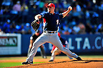 7 March 2010: Washington Nationals' pitcher Ron Villone on the mound during a Spring Training game against the New York Mets at Tradition Field in Port St. Lucie, Florida. The Mets edged out the Nationals 6-5 in Grapefruit League pre-season play. Mandatory Credit: Ed Wolfstein Photo