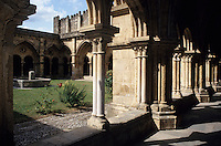 Europe/Portugal/Coimbra : Cathédrale ancienne du XII°